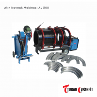Сварочный аппарат Turan Makina AL 500
