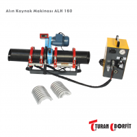 Сварочный аппарат Turan Makina ALH 160